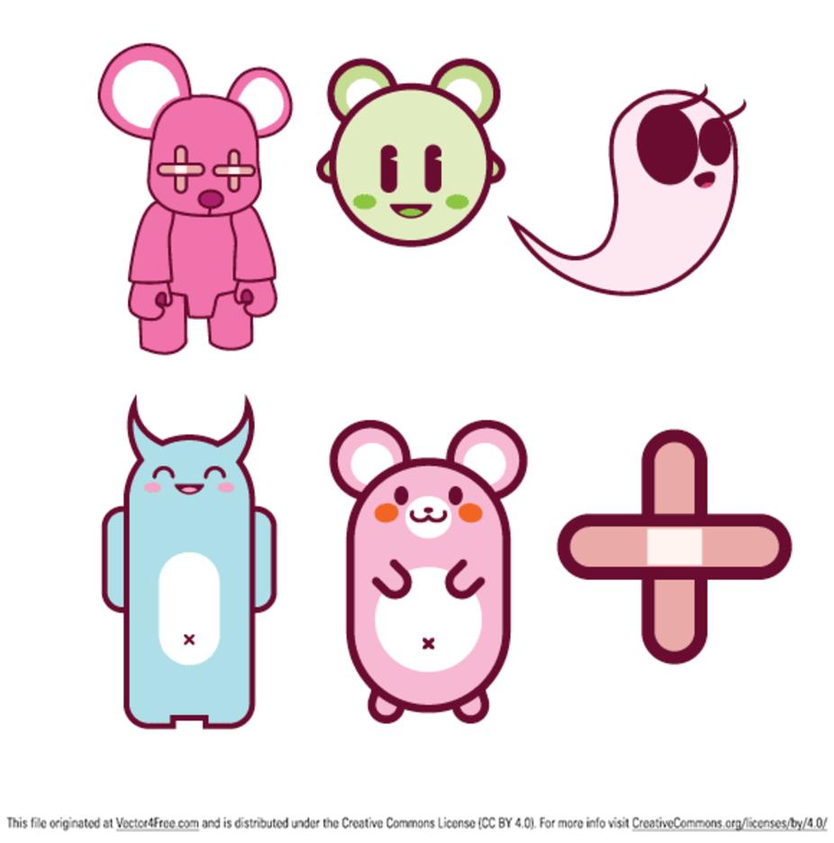 ToyMonstar Pack