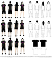 T-Shirt Models 2