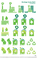 Ecology Vector Set1