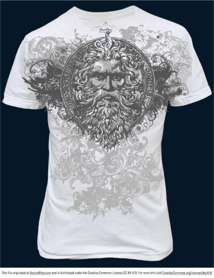 Grunge T-Shirt Design