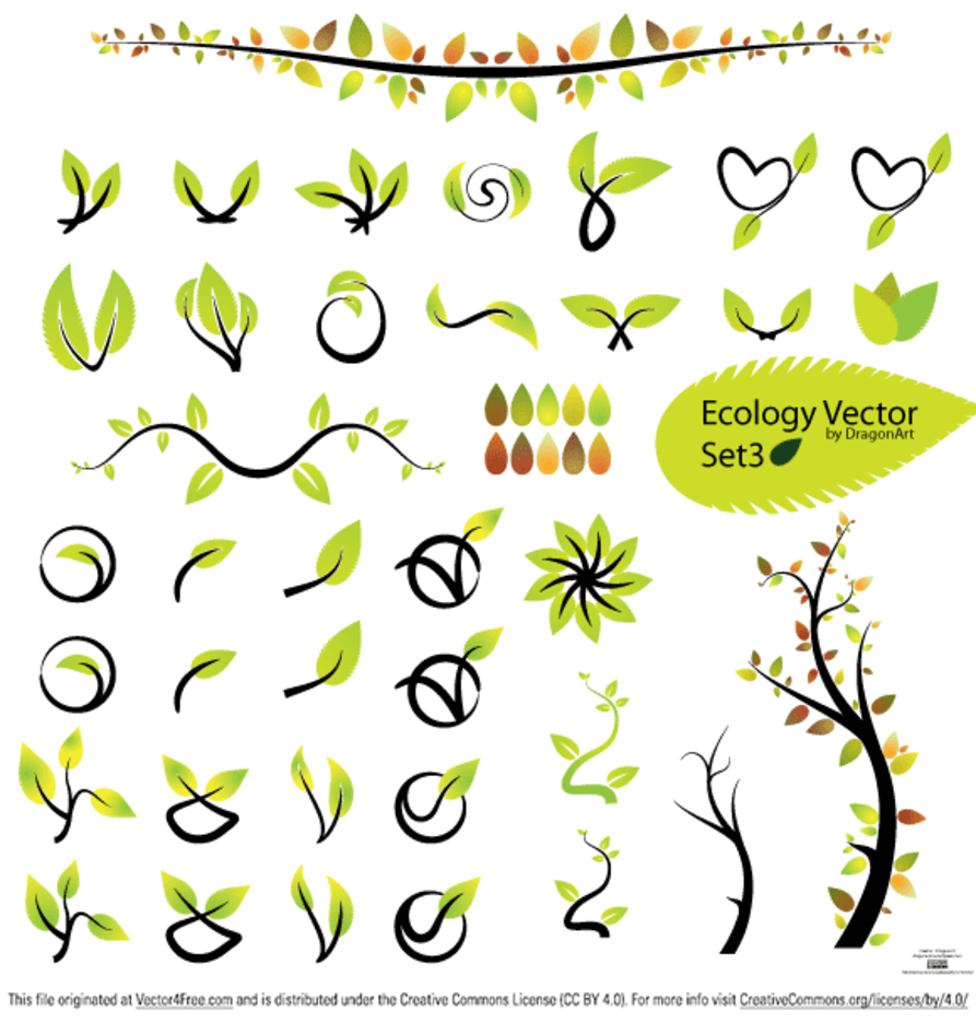 Ecology Free Vector