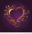 Lovely Heart Vector