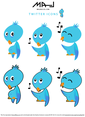 Twitter Icons Vector
