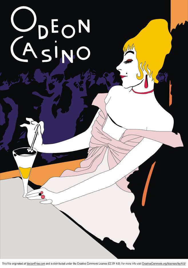 Vintage Toulouse-Lautrec Poster