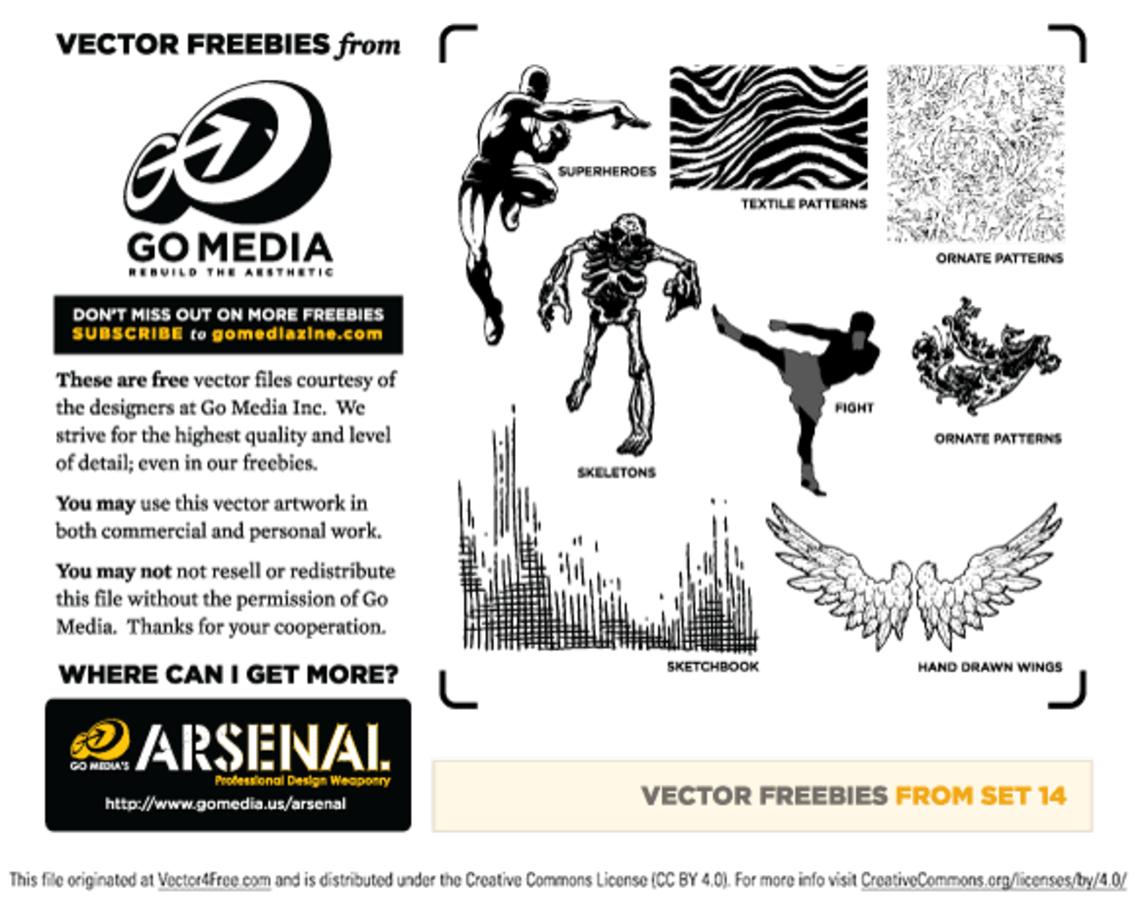 Vector Pack 14 Sampler