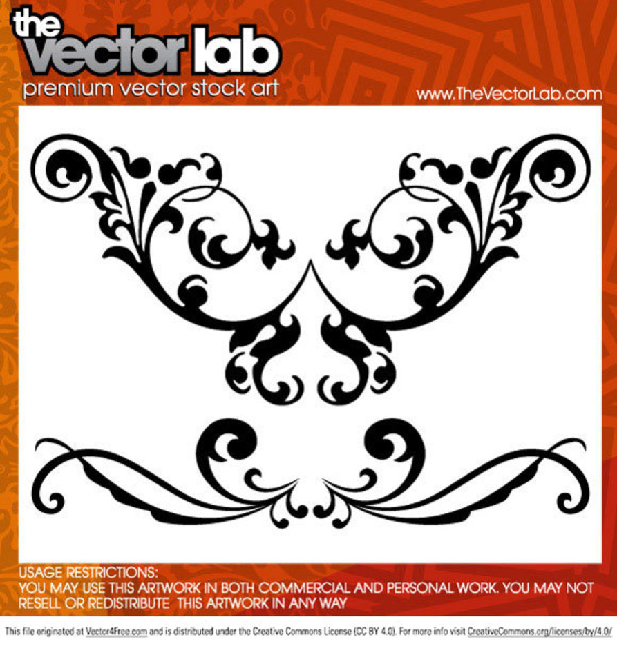 Flourishes Vector