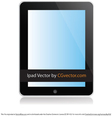 Free Vector ipad illustration