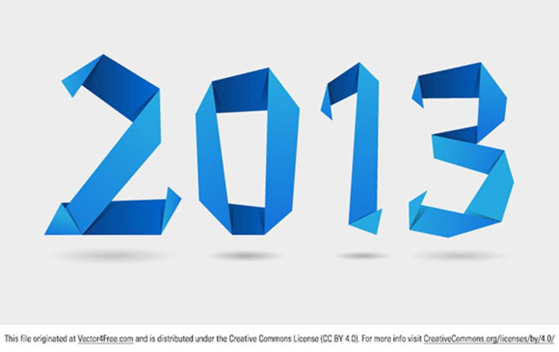 Origami 2013