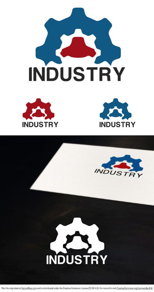 Industrial logo