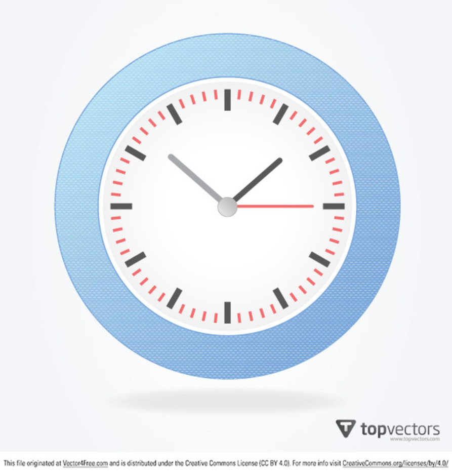 Simple Analog Vector Clock