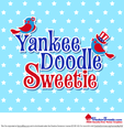 4th of July Yankee Doodle Sweetie
