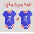 Royal Baby Vector
