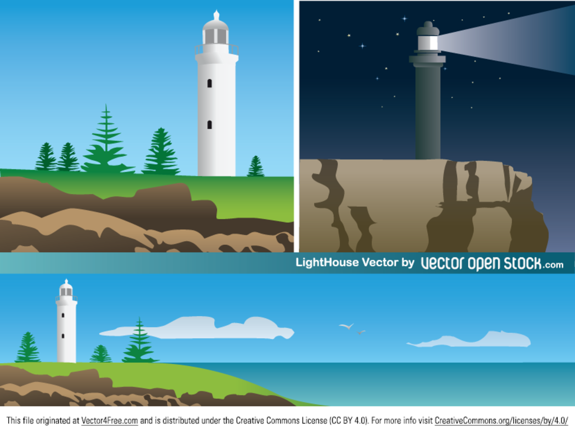 A Vector Lighthouse
