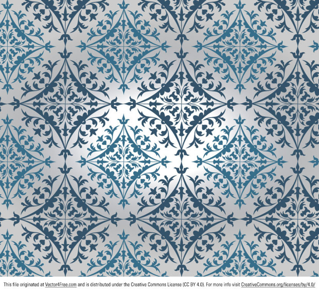 Ornament Patterns in Slavonic Style