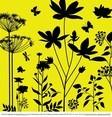 Plant Silhouette Vectors