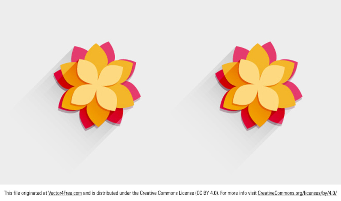 Decorative Flower Vector