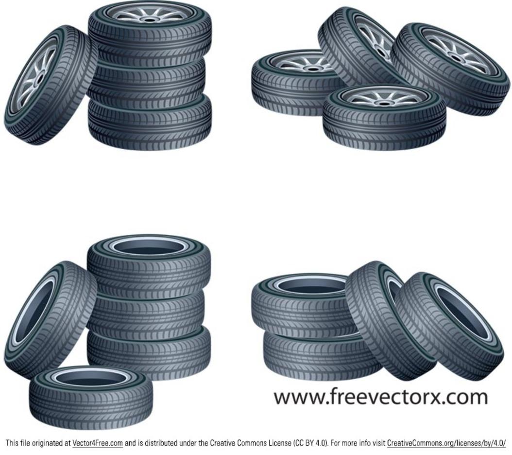 Tire Vectors
