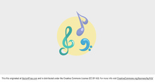 Colorful Music Vector