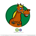 Free Vector Cartoon Horse
