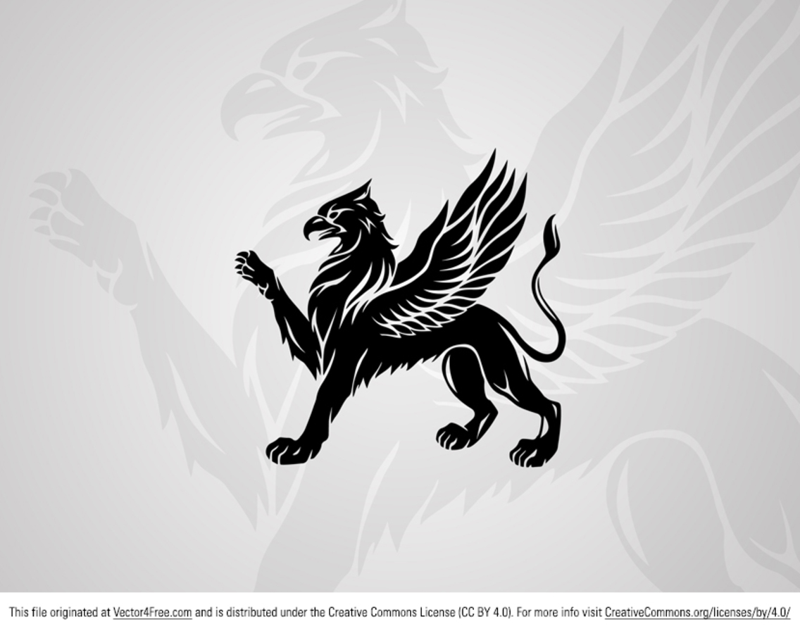 Free Vector Griffin Vector