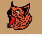 Free Vector Tiger Mascot