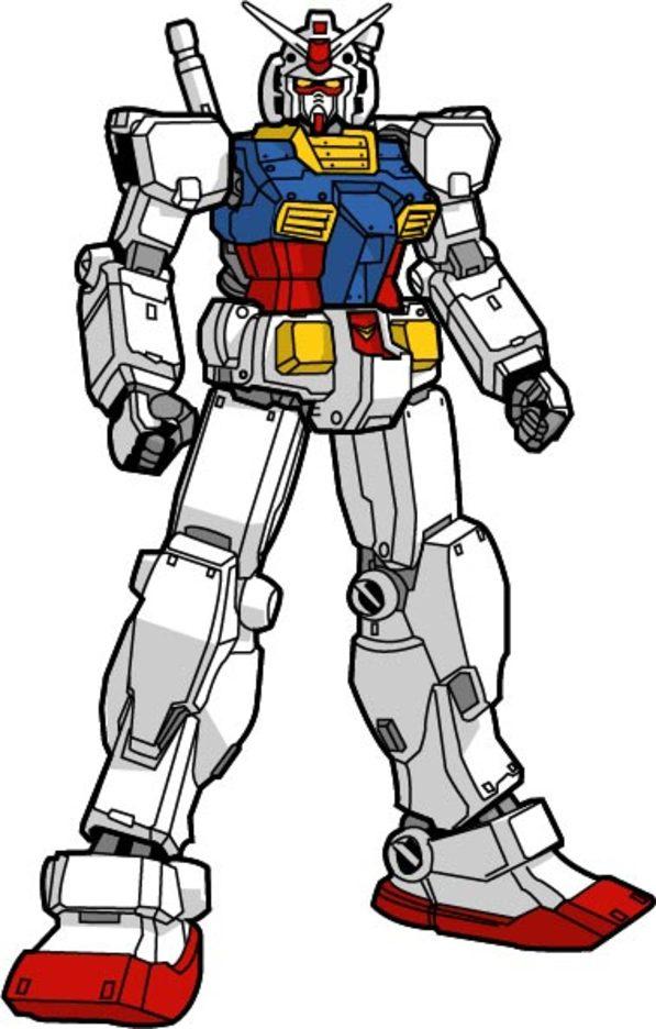 Gundam Rx782