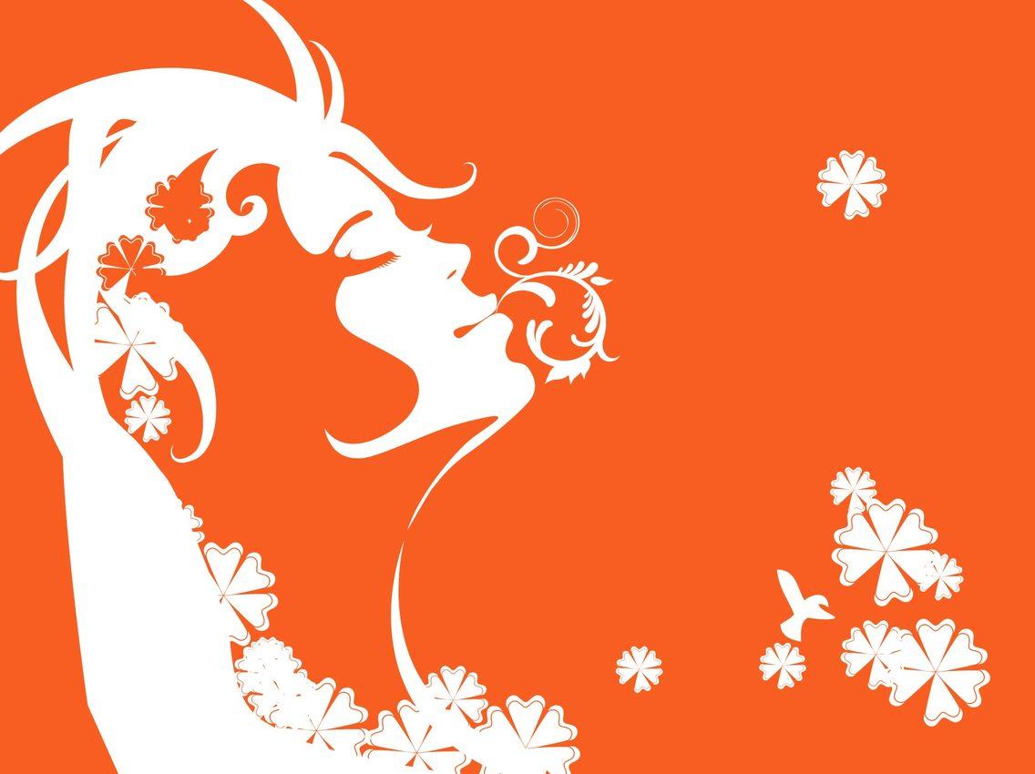Swirled Girl