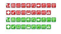 CraigSoup Glossy Icons