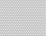 Seamless Perforated Metal Vector