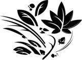 Leafy Pod Vector
