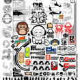 Monkey S Big Ass Vector Pack 2