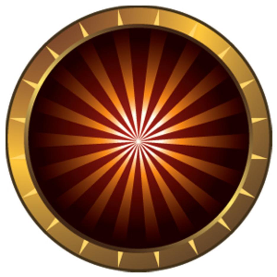 Sunburst Icon Symbol