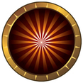 Sunburst Icon Symbol