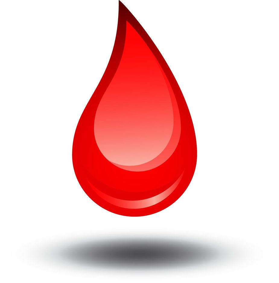 Red Blood Drop
