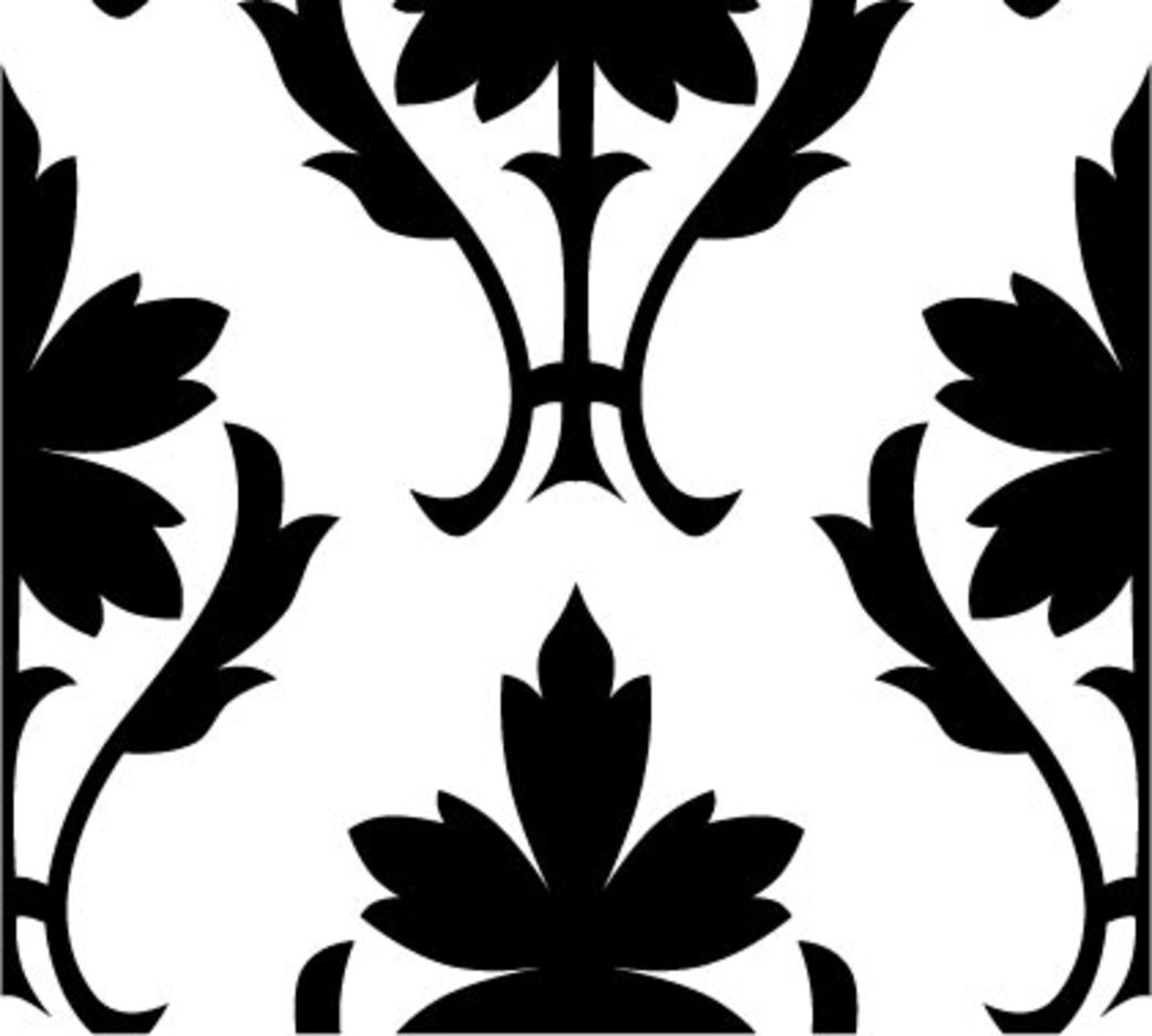 Vector Ornate Wallpaper Pattern