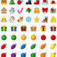 Free Christmas Vector Icons For You