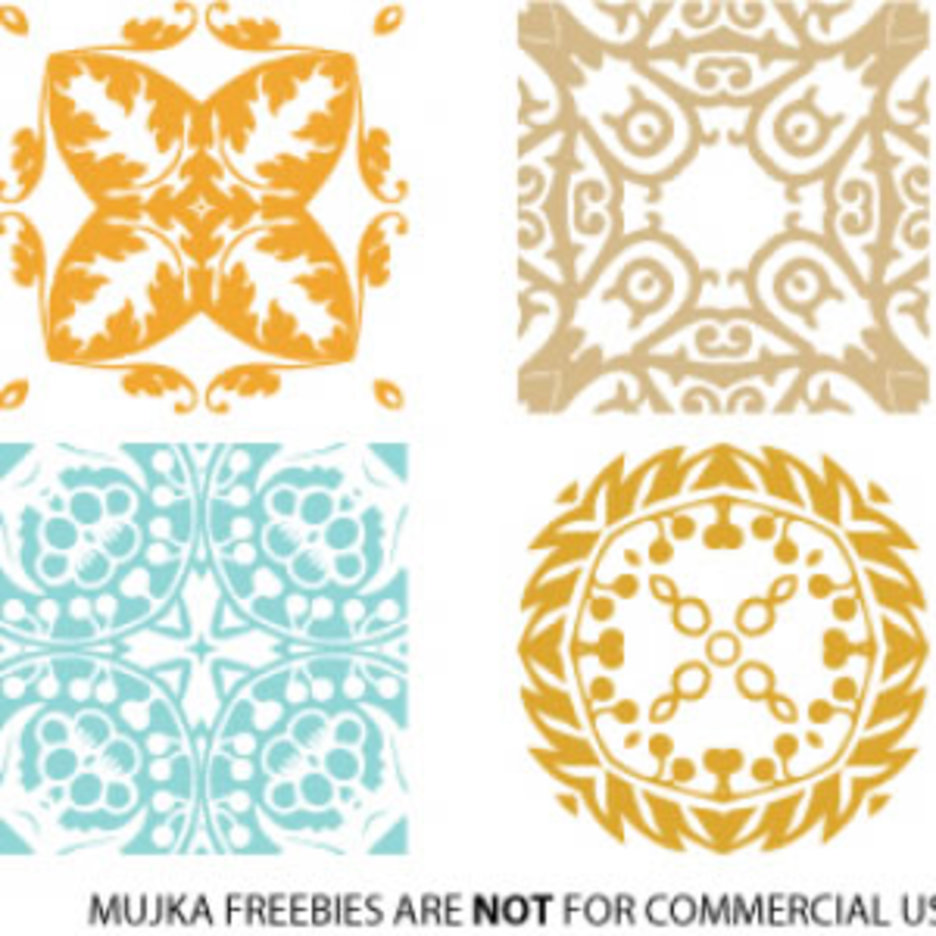 Mujka Illustration Packages