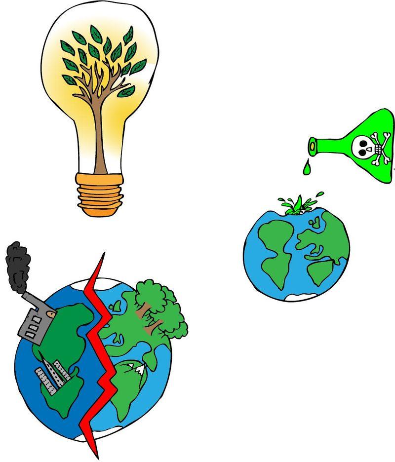 Global Pollution Warming