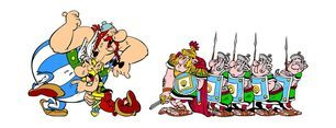 Asterix Obelix And Friends