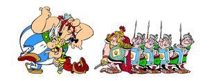 Asterix Obelix And Friends