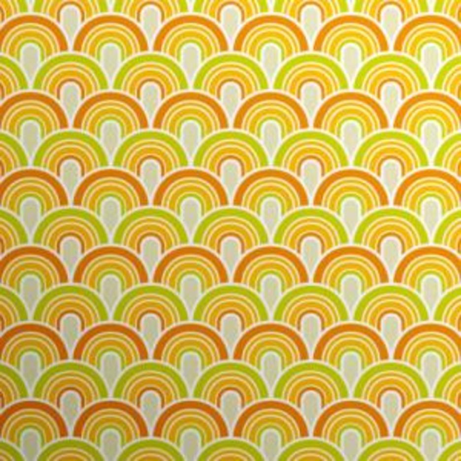 Fifties Wallpaper Pattern Vector