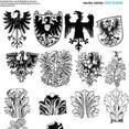 Heraldry Vectors - Free Series Old Scans