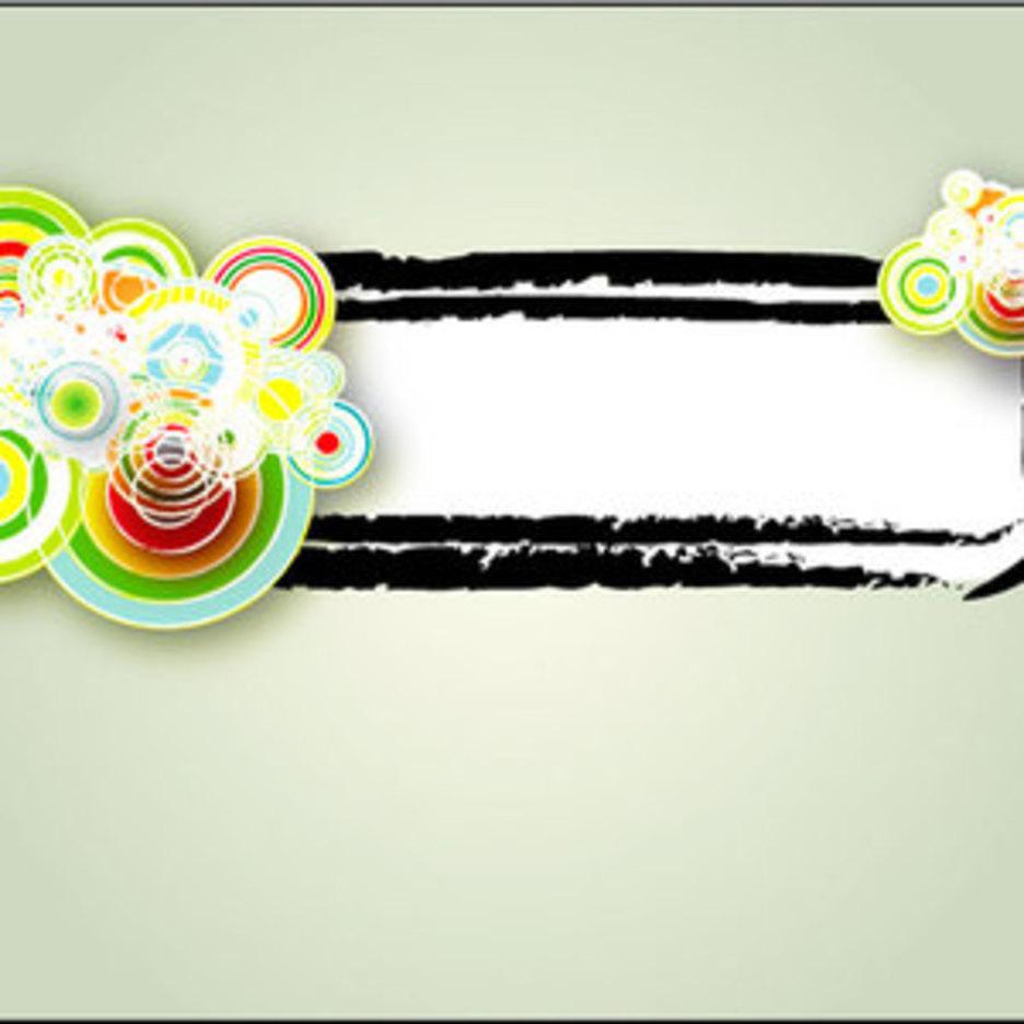 Vector Graphique Banner