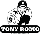 Tony Romo Vector