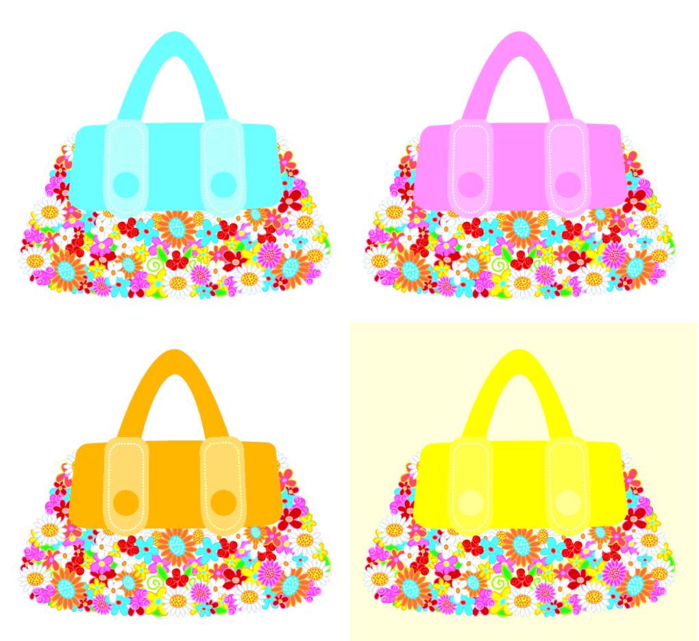 Bag Flowers