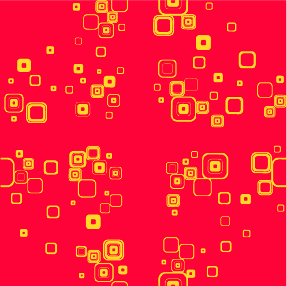 Beautiful Pattern With Rectangles