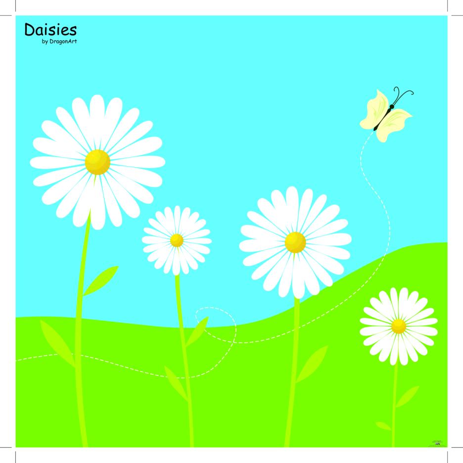 Vector Daisies