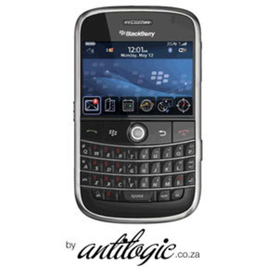 Blackberry Bold Smart Phone Vector