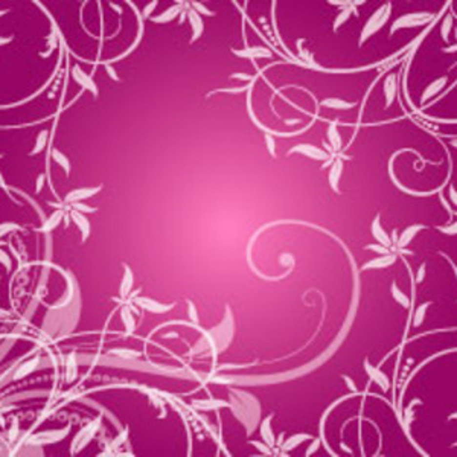 Swirly Pattern Vector Background