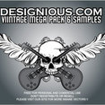 Vintage Mega Pack 6 Free Samples